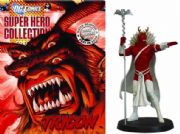 Eaglemoss DC Comics Super Hero Figurine Collection Trigon Special